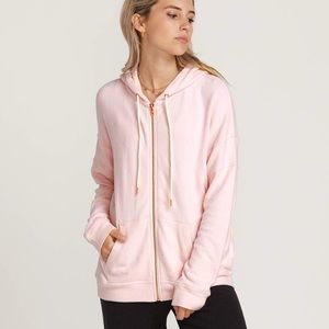 Volcom Rose Gold Lived In Hoodie